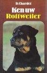 D. Chardet - Ken uw Rottweiler / druk 4