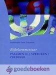 Paul, G. van den Brink, J.C. Bette (redactie), Dr. M.J. - Studiebijbel Oude Testament, deel 8  Psalmen 2 - Spreuken - Prediker *nieuw* --- SBOT dl 8