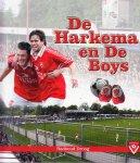 Radboud Droog, - Voetbal - De Harkema en De Boys