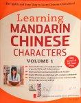 YI, REN - LEARNING MANDARIN CHINESE CHARACTERS Volume 1. We hebben meer.