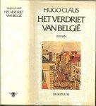 Claus, Hugo  .. Omslagontwerp studio Paul Koeleman - Het verdriet van Belgie