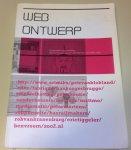 redactie: Zijlstra, Sybrand | Casteren, Eric van | Hese, Eric | Kentie, Peter | Rixtel, Robert van | Punselie, Rob - Webontwerp - monografieën over vormgeving