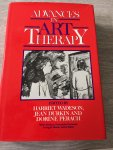 Wadeson, Harriet - Advances in Art Therapy