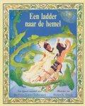 Juster Esbensen, Barbara / Davie, Helen K. - Een ladder naar de hemel. Hoe het Ojibway-volk de kunst van het genezen leerde kennen. Een legende