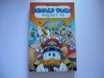Disney - Donald Duck Pocket 70 Op weg naar euro 2000 / druk 1