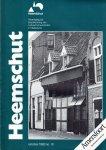 Bierenbroodspot-Rudolph, J.H. (eindred.) - Heemschut - Oktober 1983 - No. 10, Themanummer: Amersfoort monumentenstad