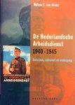 Breen, Willem F. van - De Nederlandsche Arbeidsdienst 1940-1945. Ontstaan, opkomst en ondergang.