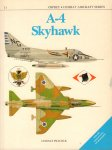 Peacock, Lindsay - A-4 Skyhawk, Osprey - Combat Aircraft Series 11, 48 pag. paperback, zeer goede staat