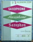 Gornston, David - Peer International Methods - Saxophone - Part 3 | English - Francais - Deutsch