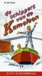 Roos, H. de - De schippers van de Kameleon Voorgelezen door Jan Meng