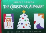 Sabuda, Robert - The Christmas Alphabet / Deluxe Anniversary Pop-up