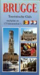 Mol - Brugge : Toeristische gids : stadsplan en 175 kleurenfoto's  --- wandelend doorheen antwerpen