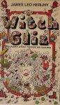 HERLIHY, JAMES LEO, - Witch Glizz. Een roman uit het tijdperk van Aquarius.