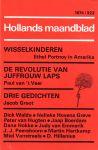 Poll, K.L. (redacteur) - Hollands maandblad 322, september 1974