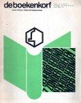 Woorts, Anne (redactie) - de boekenkorf, maart 1968