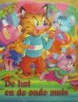 onbekend - De kat en de oude muis