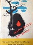 Betlem Jr., Guus - Door weer en wind. Een boek voor meisjes van deze tijd