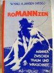 W. Hau, A. Jansen - roMANNzen     Männer zwischen Traum und Wirklichkeit