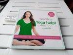 Stiles, Tara [voorwoord van Deepak Chopra] - YOGA HELPT. Makkelijke oefeningen voor meer dan 50 aandoeningen