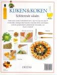 Willan, Anne (ds1378) - Schitterende salades. Elke stap afgebeeld en duidelijk uitgelegd. De ideale succesformule!