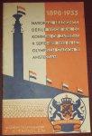 Thoolen, F.J. - Tekstboekje van het Nationaal Huldigingsdefile voor H.M. de Koningin op zaterdag 9 september 1933 in het Olympisch Stadion te Amsterdam. 1898-1933.