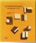 Pinxteren, Annemieke e.a. - Activiteitenboek voor groep 1 en 2