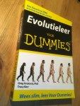 Krukonis, Greg & Tracy Barr - Evolutieleer voor Dummies - van Darwin tot DNA