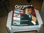 - 007  DE  JAMES  BOND  CAR  COLLECTIE
