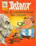 Gosginny, R. en A. Uderzo - Asterix en de Lauwerkrans van Caesar, softcover, zeer goede staat