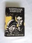 Roche, Mazo de la - Young Renny - The master of Jalna - Whiteoak heritage - Whiteoak Harvest - the Building of Jalna