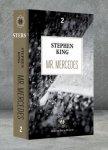 King, Stephen - Mr. Mercedes COLLECTERITEM (cjs) Stephen King (NL-talig) Door onze zuiderburen uitgegeven bij Standaard in de serie Meesters van de Misdaad. NIEUW boek! Speciaal uit Belgie laten overkomen (zie info). Dl 1 in de Hodges trilogie.