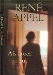 Appel, Rene .. Foto auteur : Bob Bronshof - Als broer en zus .. Maand van het spannende boek Juni 2005