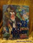 von bormann, katharina erling, regine bonnefoit. - Oskar Kokoschka , Mensen en beesten.