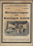 Hans, Abraham. - herinneringen aan Koningin Astrid /   Vlaamse Filmkens nr.  572