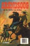Nowee, P - Arendsoog nr. 31, Arendsoog En De Vloek Van Abaz, herdruk als paperback, gave staat