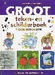 Tenta, Heike en Werner - Groot teken- en schilderboek voor kinderen. Materialen, basistechnieken, tips.