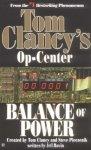 Clancy / Pieczenik - Tom Clancy`s Op-Centre  balance of power