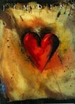 Dine, Jim - Jim Dine: The Hand-Coloured Viennese Hearts 1987-90. A Series Of Seven Hand-Painted Screenprints With Intaglio