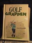 Exley, Helen en Bill Stott ( cartoons) - De beste Golf grappen