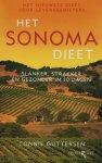 Guttersen, C. - Het Sonoma Dieet / slanker, strakker en gezonder in 10 dagen