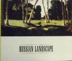 Jackson, D. / Wageman, P. (red.) - Russian Landscape