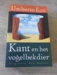 Eco, U. - Kant en het vogelbekdier