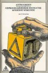 Raay, Fred van          Illustraties Jacques Teljeur - Geprogrammeerde instructie   Moderne Wiskunde