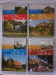 onder redactie van Arie den Dikken, Menno van der Laan, Ed van Mensch en Eddie de Paepe (eindredacteur) - Het Gooi toen & nu Geschiedenis voor ontdekkers compl.18 delen