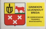 Ven, Peter. van der - Ginneken - Ulvenhout - Breda. De Ginnekensche Tramweg Maatschappij.