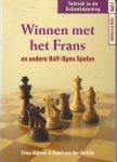Nijboer, F., Stricht, G. van der - Taktiek in de schaakopening Winnen met het Frans / en andere half-open spelen