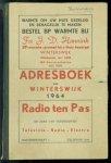 N.N. - Adresboek van Winterswijk 1964