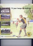 GREVEN, GERARD & MARC VAN DER LINDEN & HENRI WEIKAMP (samenstellers) - 1929 - Voetbalvereniging Vorden - 2004 75 jaar langs de kalklijn