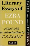 Pound, Ezra - Literary Essays of Ezra Pound