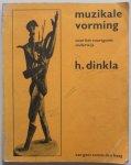 Dinkla H - Muzikale vorming voor het voortgezet onderwijs